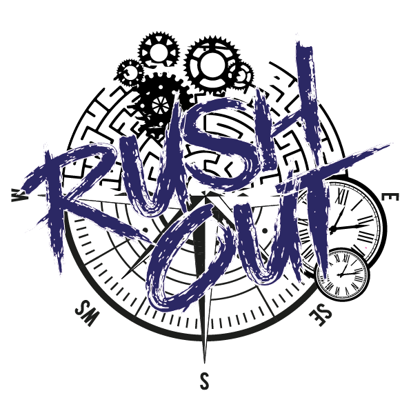 Rush Out Logo